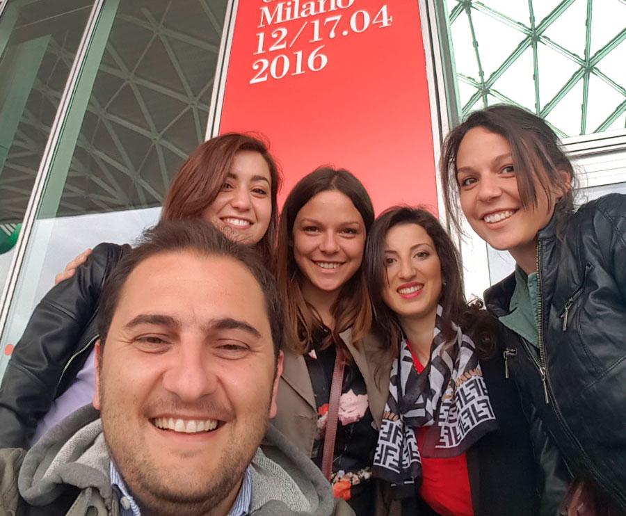 Salone del Mobile, Milano 2016: il futuro è l'interazione