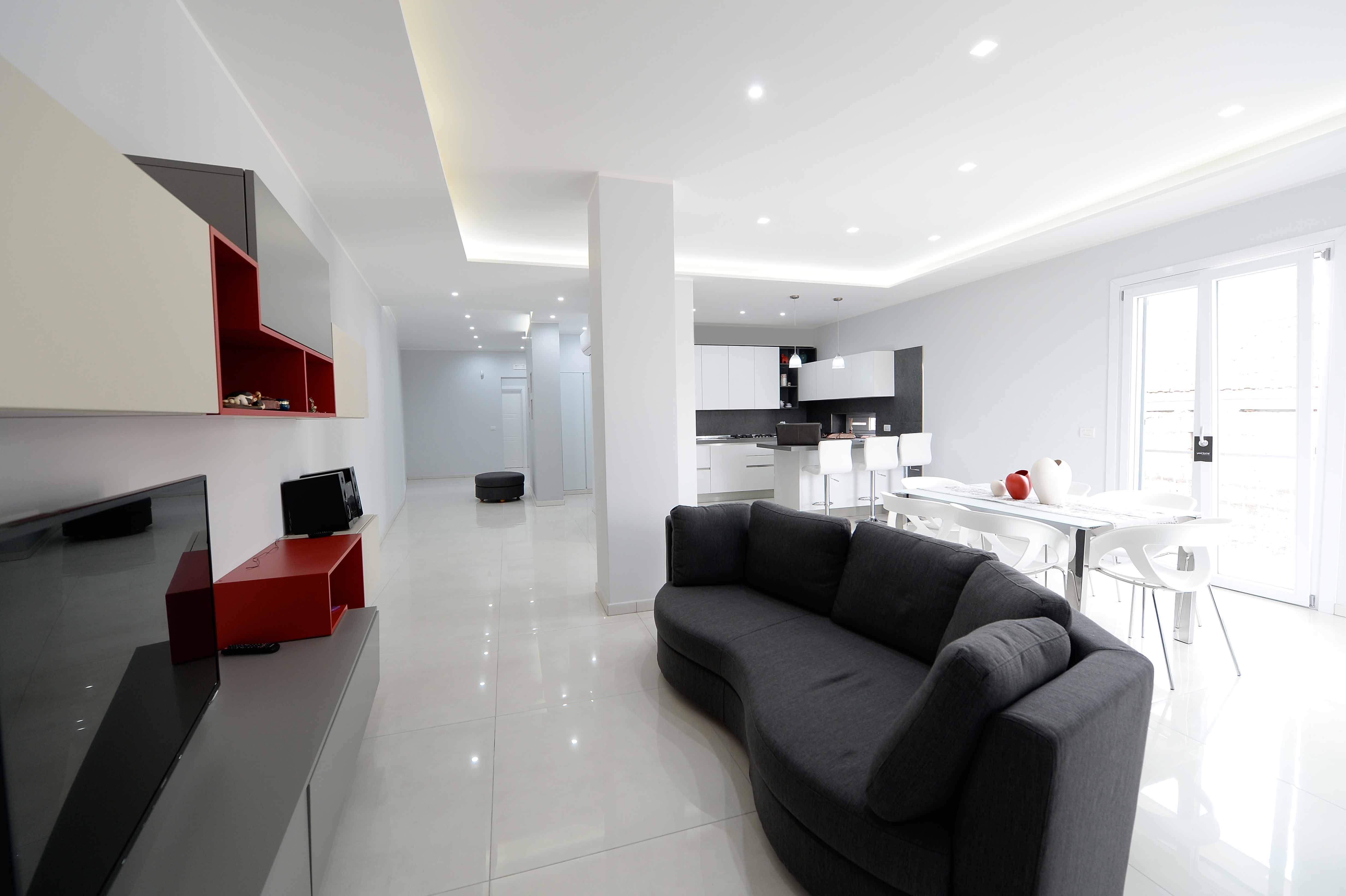 La nuova casa di Antonella
