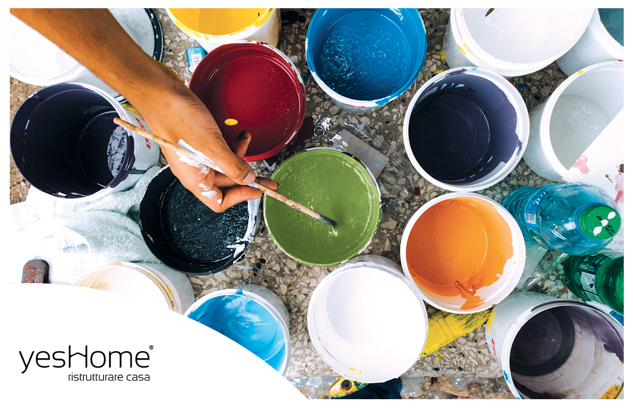 Tendenza 2017: tutti i colori per la vostra casa