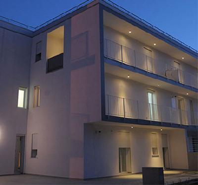 Il nostro piccolo parco residenziale: Palazzo Arianna
